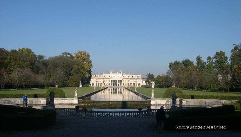 Autunno a Villa Pisani